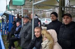 Zj. Stryków - Zawisza 2-2 11/11/15